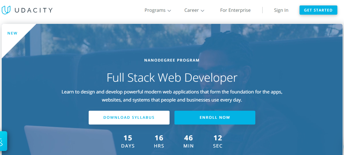 Udacity Full Stack Web Developer Nanodegree Review
