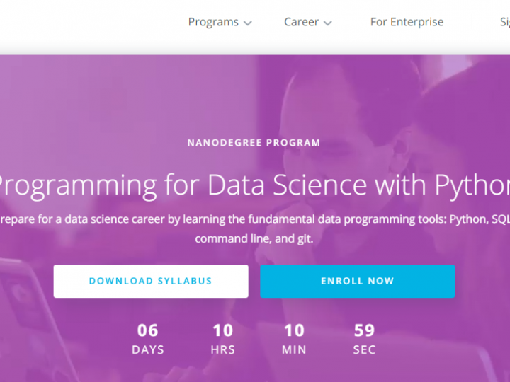 30 Best Udacity Courses, Nanodegree, Certifications
