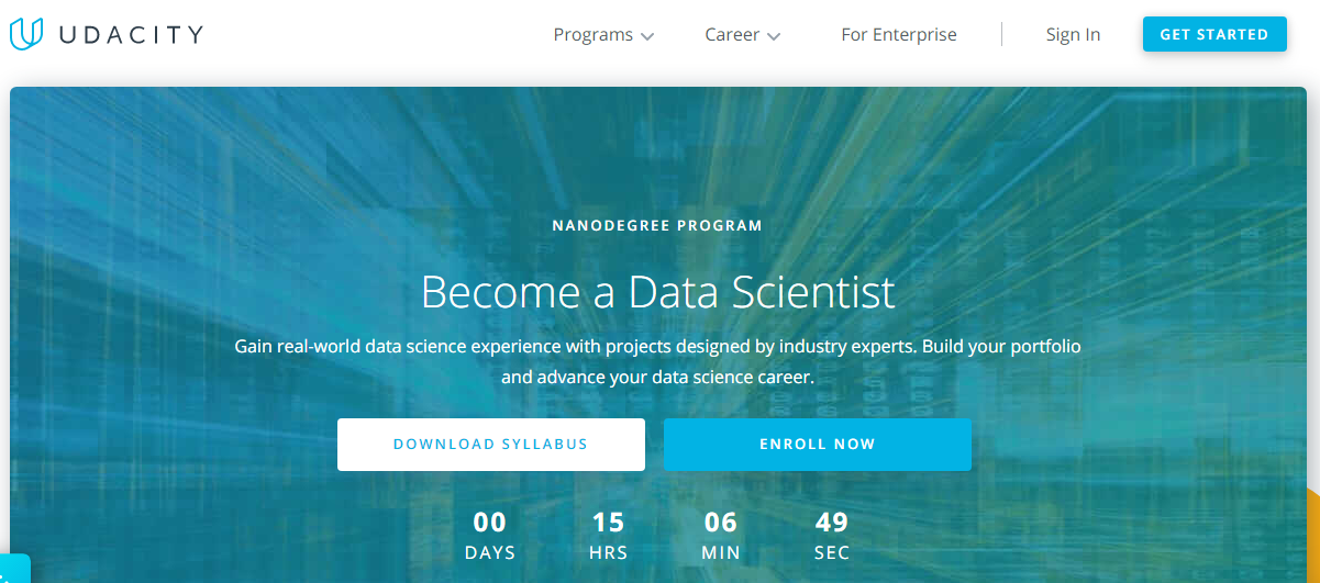 Udacity Data Science Nanodegree Review