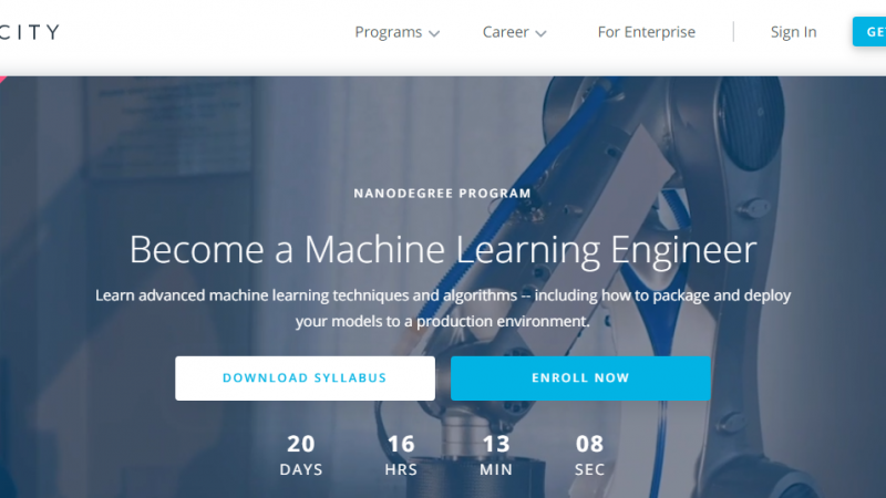 udacity-machine-learning-nanodegree-review