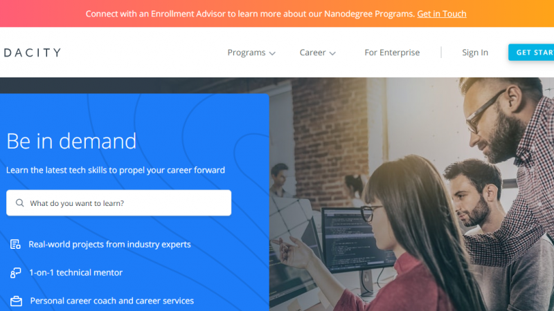 Udacity Nanodegree  Review : Why You Have To Takeup This Course