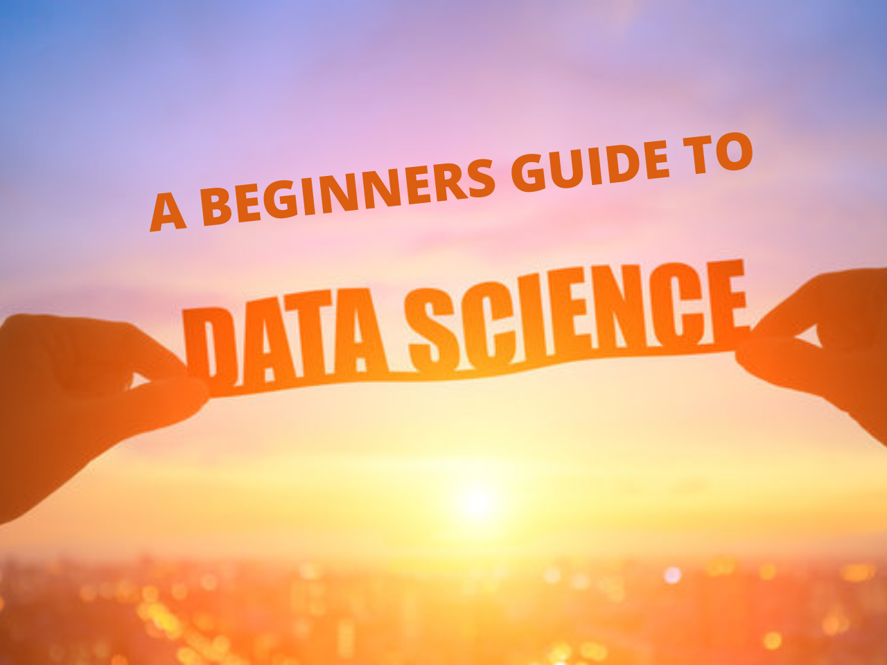 A BEGINNERS GUIDE TO DATA SCIENCE