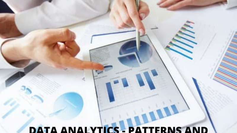 DATA ANALYTICS – PATTERNS AND THE FUTURE IN MALAYSIA