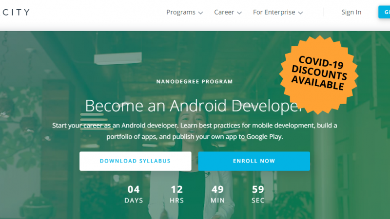 Udacity-Android-Nanodegree-review