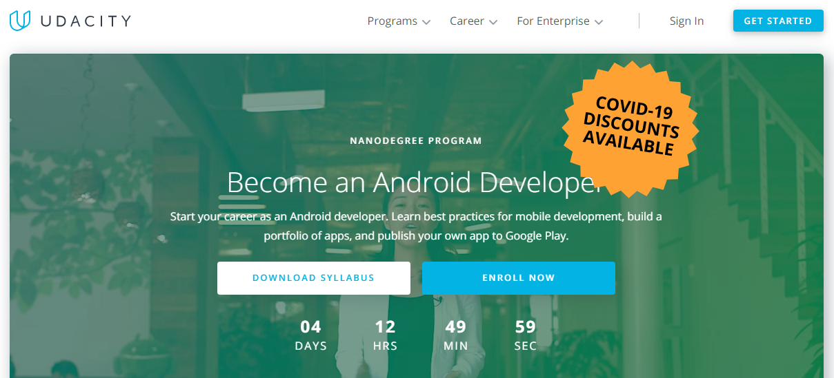 Udacity Android Developer Nanodegree Review, Is it Worth it ?