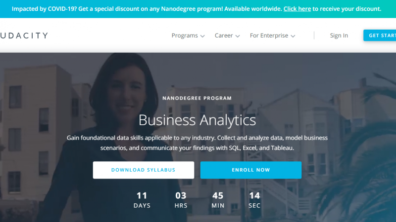 udacity-business-analytics-nanodegree-review