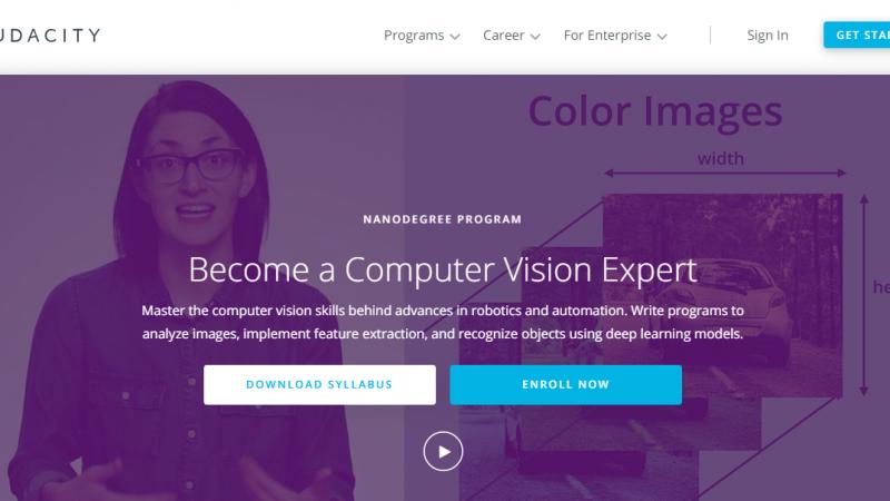 Udacity Computer Vision Nanodegree Review