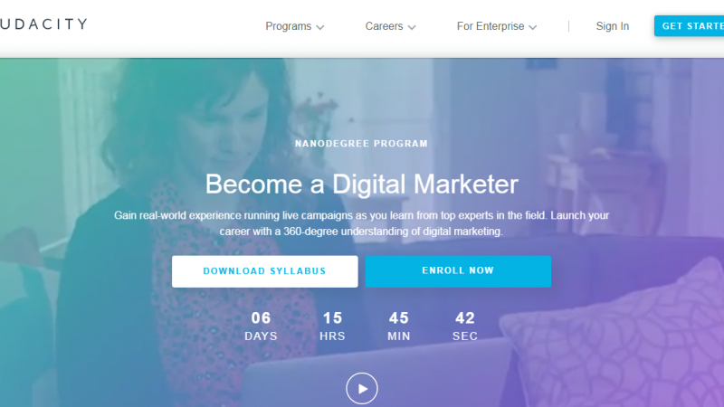 Udacity Digital Marketing Nanodegree Review