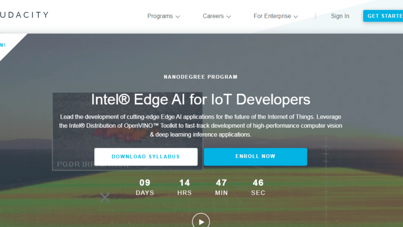Udacity Intel Edge AI for IoT Developers Nanodegree Review