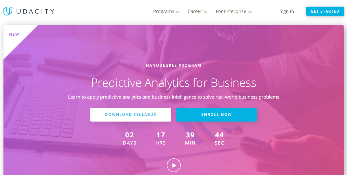 Udacity Predictive Analytics for Business Nanodegree Review
