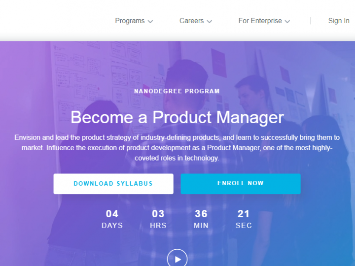 Udacity Product Manager Nanodegree Review