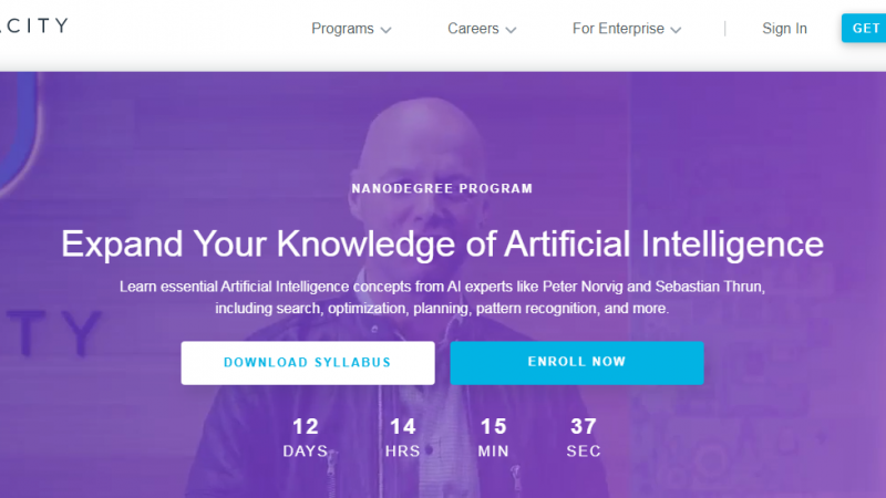 Udacity Artificial Intelligence Nanodegree Review
