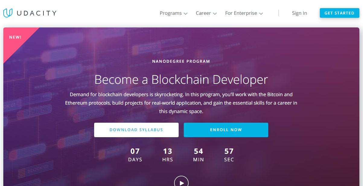 Udacity Blockchain Developer Nanodegree Review