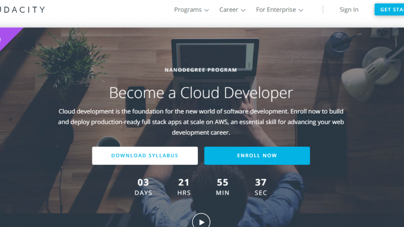 Udacity Cloud Developer Nanodegree Review