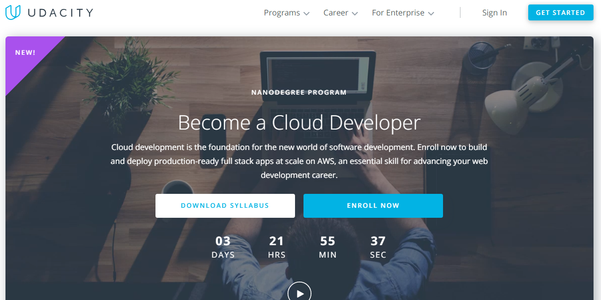 Udacity Cloud Developer Nanodegree Review