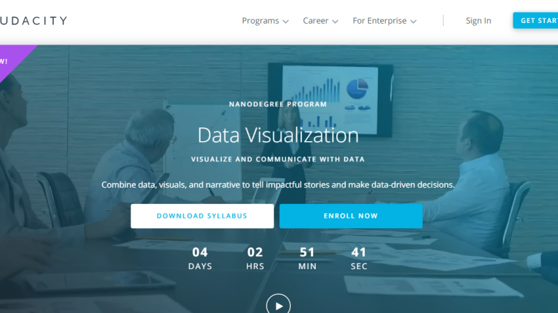 Udacity Data Visualization Nanodegree Review