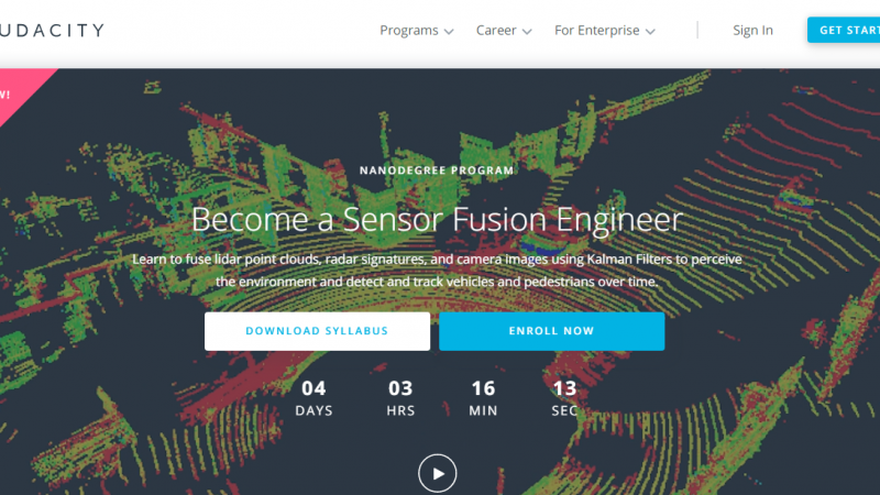 Udacity Sensor Fusion Engineer Nanodegree Review