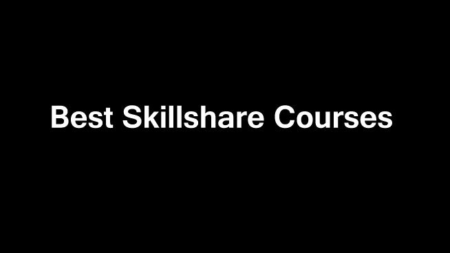 best-skillshare-courses