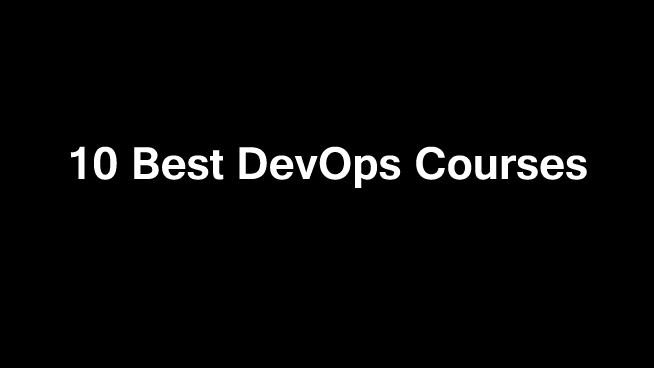10 Best DevOps Online Courses