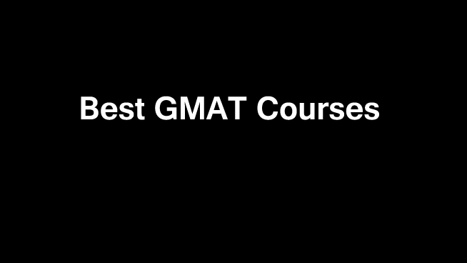 10 Best GMAT Courses