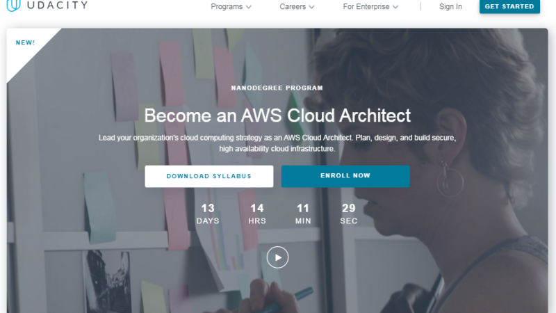Udacity AWS Cloud Architect Nanodegree Review