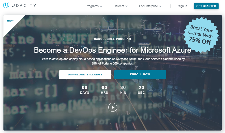 Udacity DevOps Engineer for Microsoft Azure Nanodegree Review
