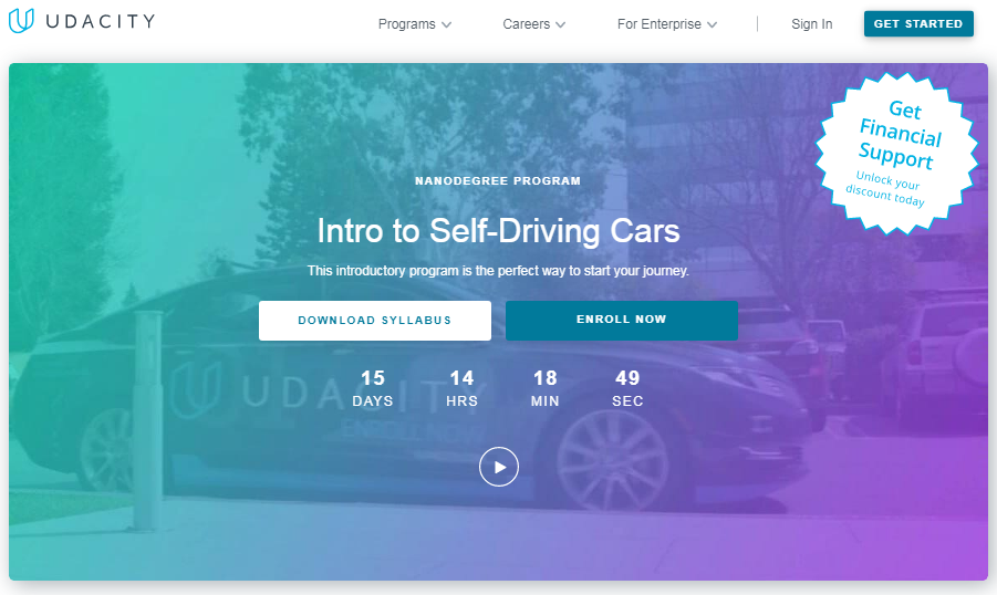 Udacity Intro to Self-Driving Cars Nanodegree Review