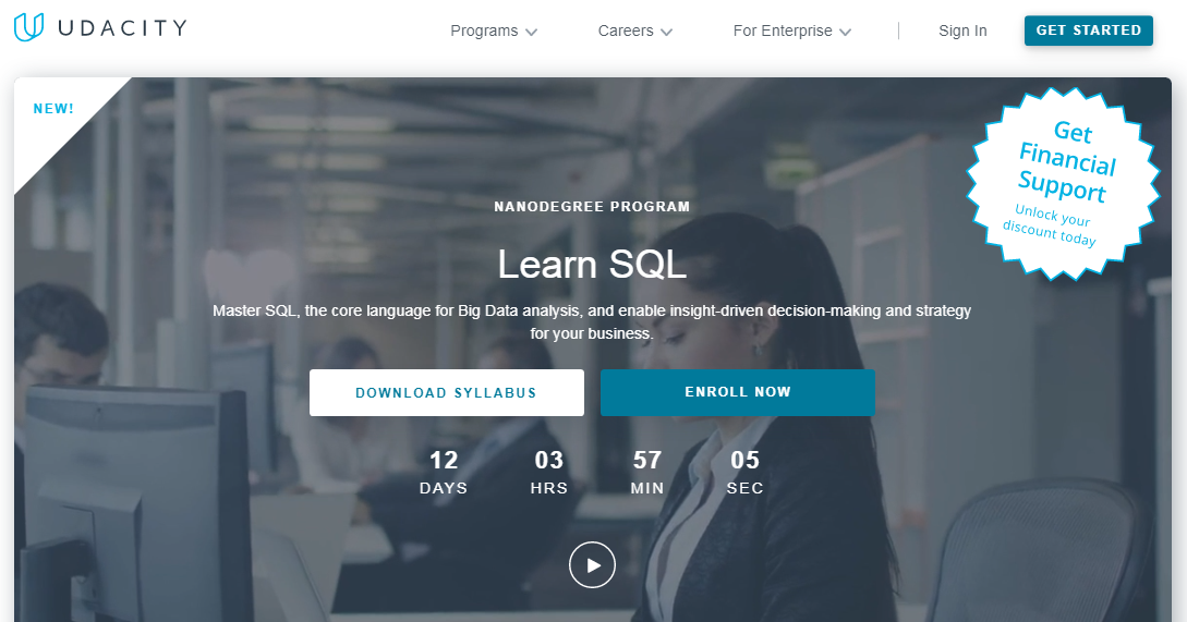 Udacity Learn SQL Nanodegree Review