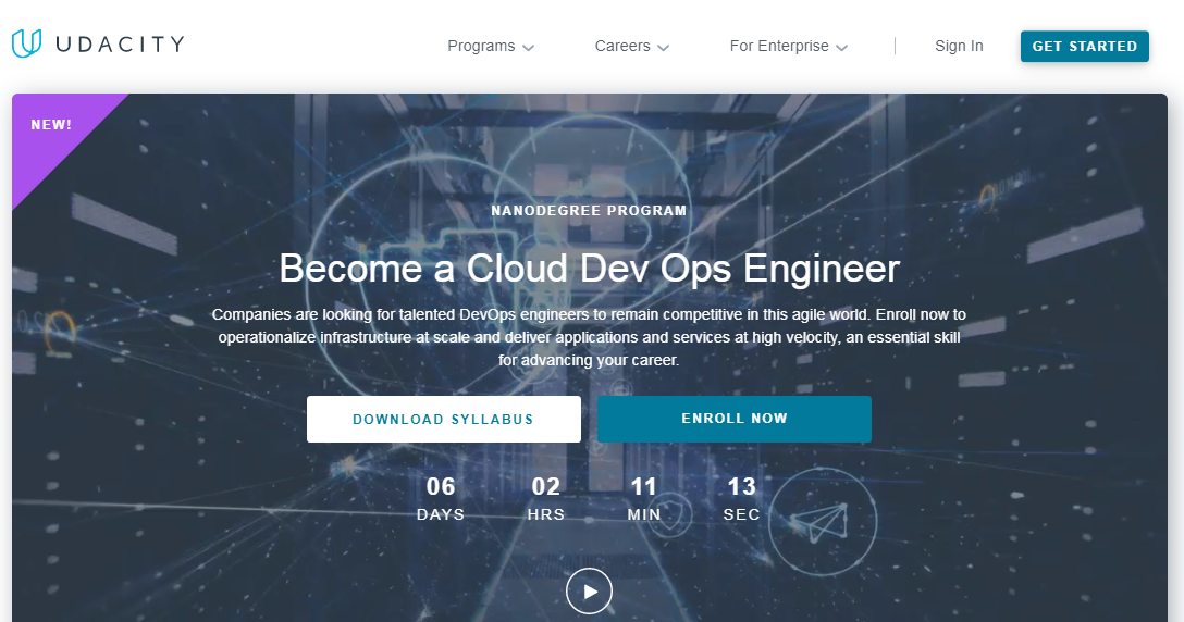 Udacity Become a Cloud DevOps Engineer Nanodegree Review