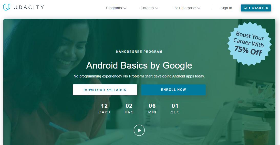 Udacity Android Basics Nanodegree Review