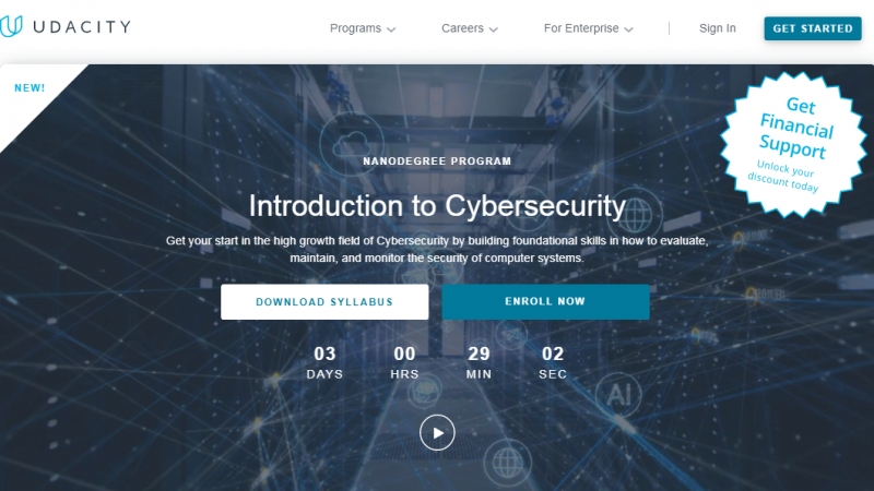 udacity-cybersecurity-nanodegree-review