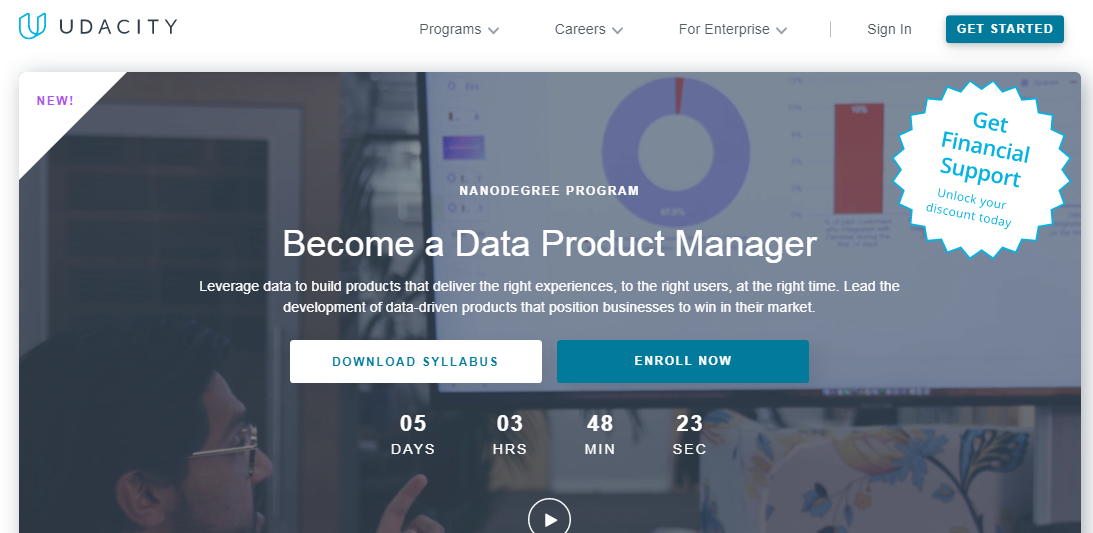 Udacity Data Product Manager Nanodegree Review