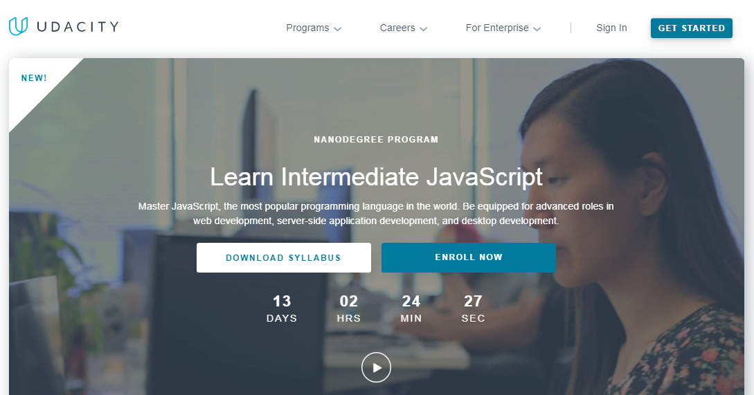 Udacity's Intermediate JavaScript Nanodegree Review