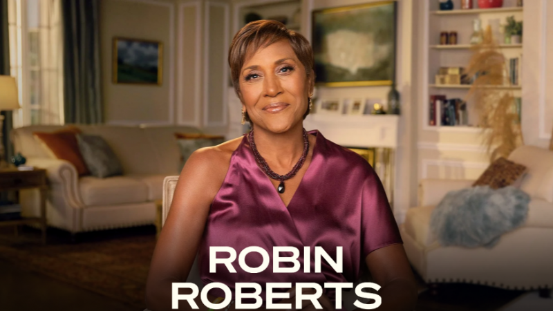 Robin Roberts Teaches Effective & Authentic Communication MasterClass
