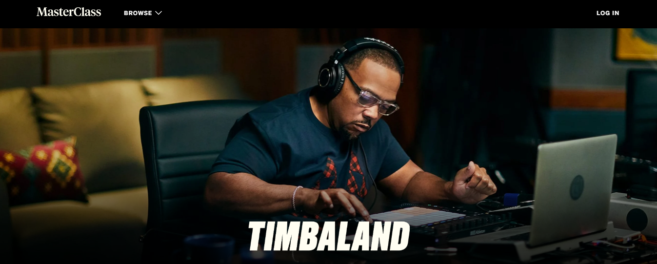 Timbaland Masterclass Review-Is It Worth It?