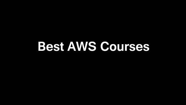 best-aws-courses