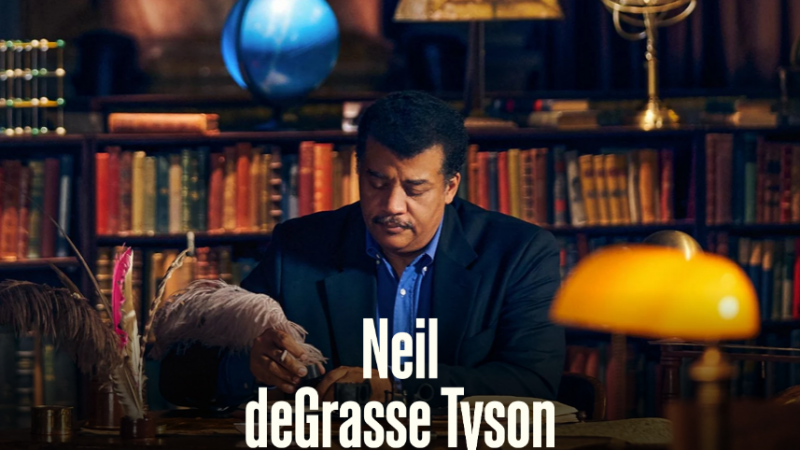 Neil deGrasse Tyson materclass review