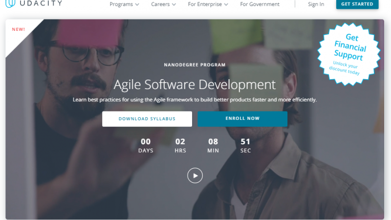Udacity Agile Software Development Nanodegree Review