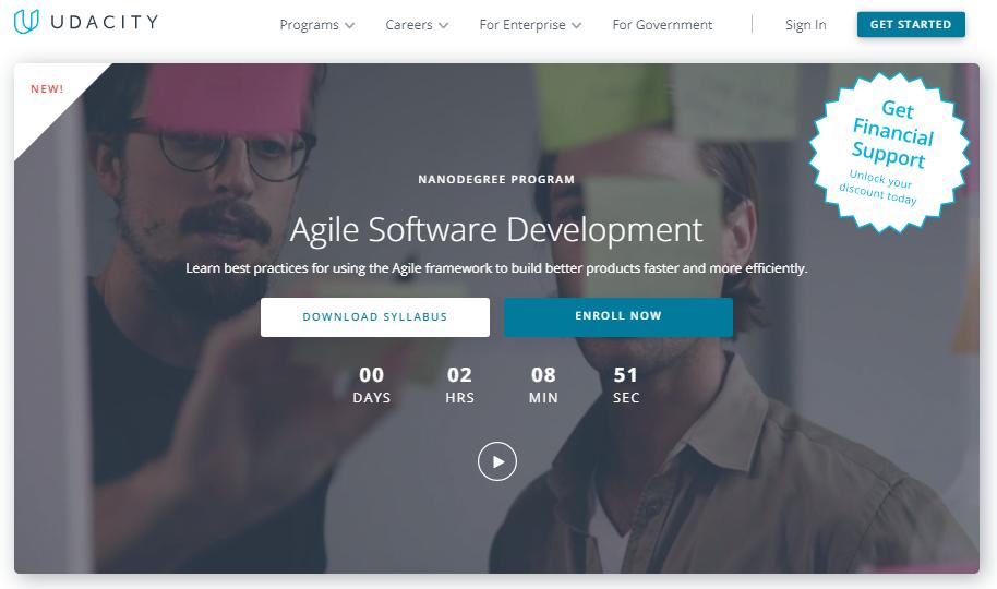 Udacity Agile Software Development Nanodegree Review