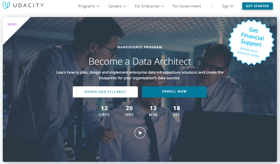 Udacity Data Architect Nanodegree Review