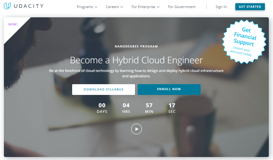 Udacity Hybrid Cloud Engineer Nanodegree Review