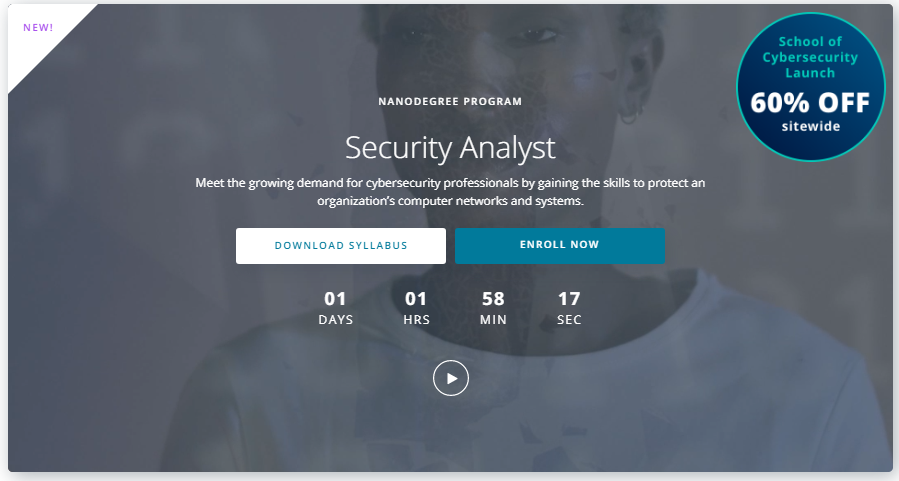 Udacity Security Analyst Nanodegree Review