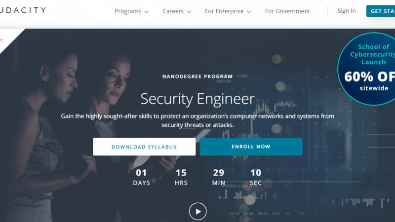 Udacity-Security-Engineer-Nanodegree-review