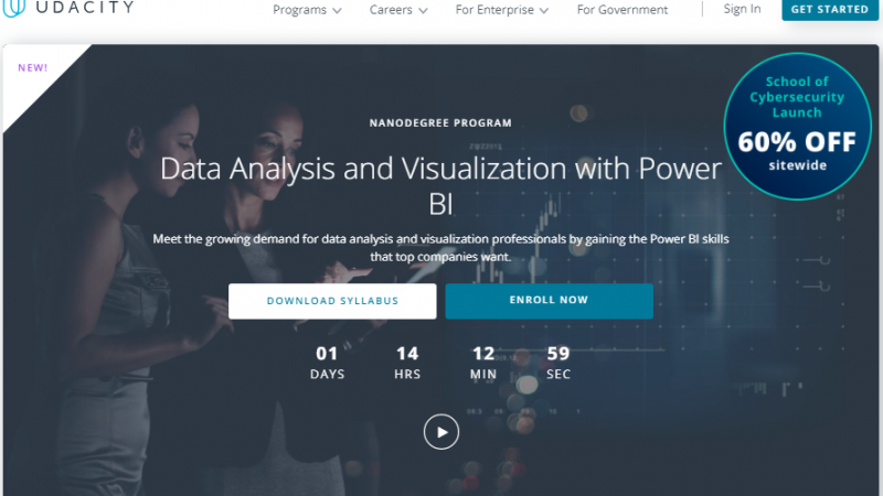 udacity-power-bi-nanodegree-review
