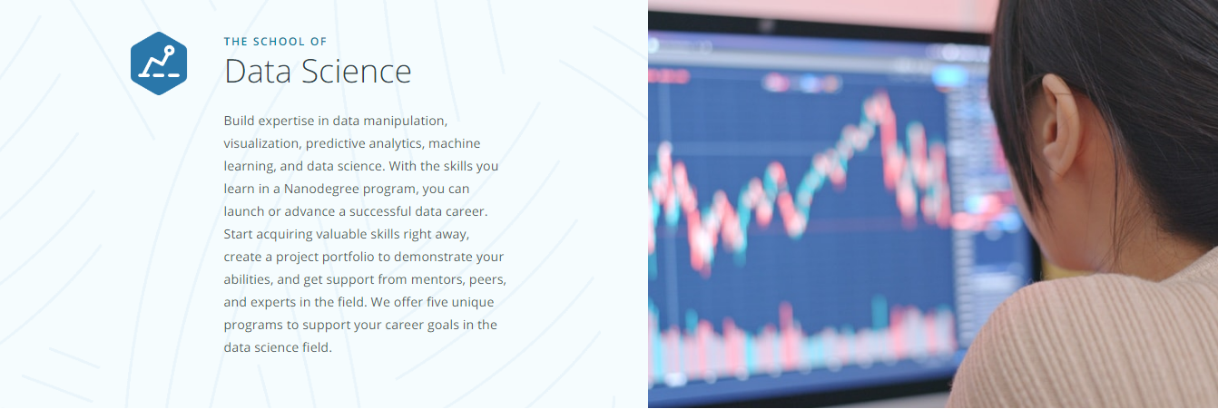 Udacity School of Data Science Review