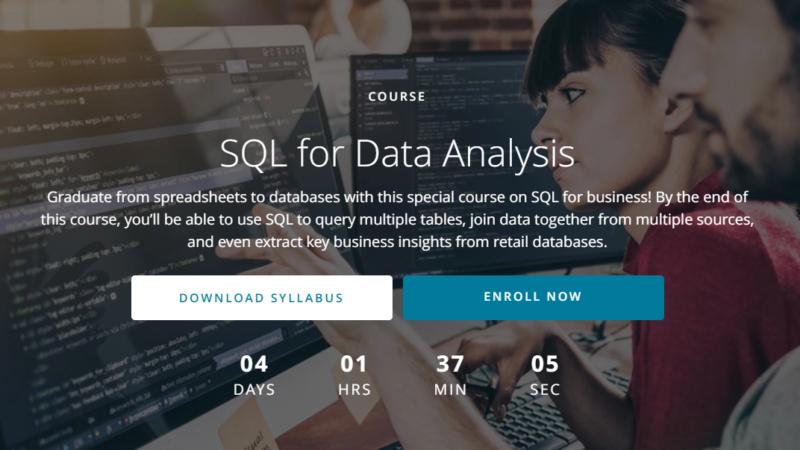 Udacity SQL for Data analysis nanodegree Review